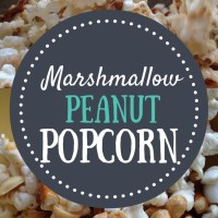 Marshmallow Peanut Popcorn: Easy Enough to Make With Kids (and toddlers too!)