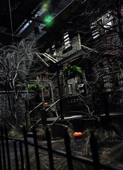 """Dead End,"" Universal Studios Florida, 2012. Photo by HHN Yearbook."
