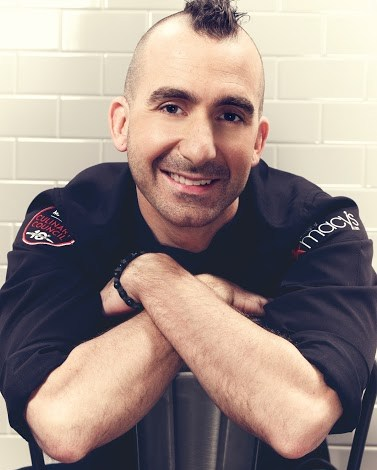 Sizzling Fun with Chef Marc Forgione