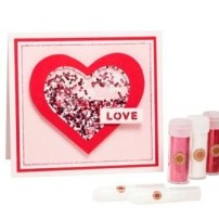 Rich Essentials Glitter, Martha Stewart Crafts, DIY Crafts, DIY Valentine's Day Cards, Valentine's Day Cards, Homemade Valentine's Day Cards, Valentines Day Cards, Make Valentine's Day Cards, How to Make Valentine's Day Cards, Valentines Day, Valentine's Day, St. Valentine's Day, Valentine's Day Crafts, Homemade Valentines Day Cards, Make your own Valentine's Day cards, V Day Cards, Valentine's Day Crafts for Kids, Valentines Day Crafts with Kids, Kids' Valentines' Day Crafts, Make Valentine's Day Cards with the Kids, DIY Valentine's Day Cards from Martha Stewart Crafts, Glitter, Martha Stewart Glitter, Crafting Glitter, Glitter Crafts