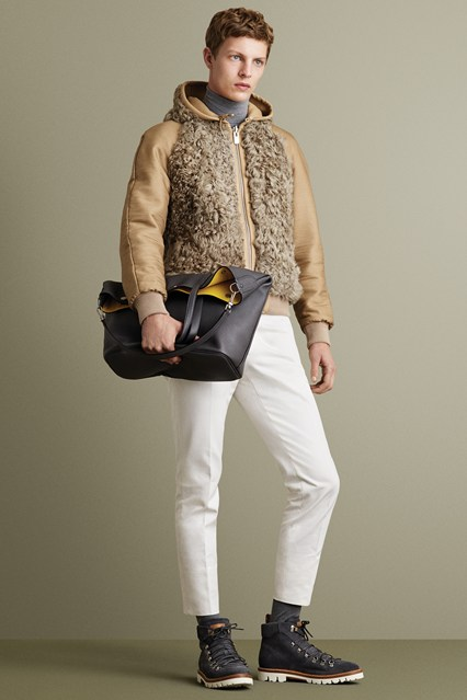 Bally Men's Winter Collection