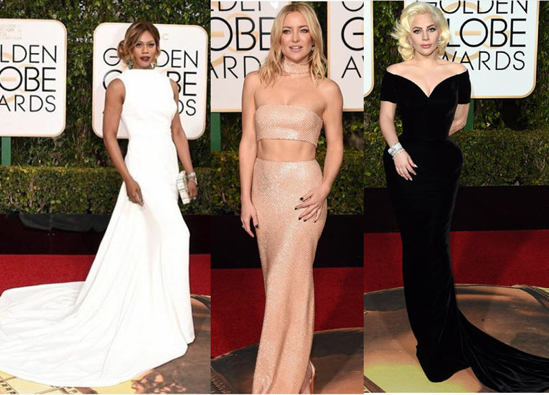 The Best and Worst Dressed at the Golden Globes