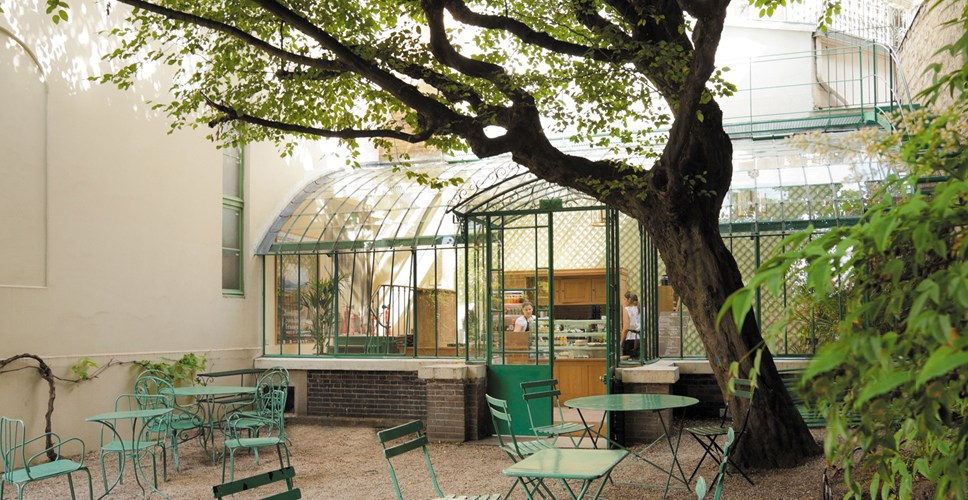 salon de thé à paris