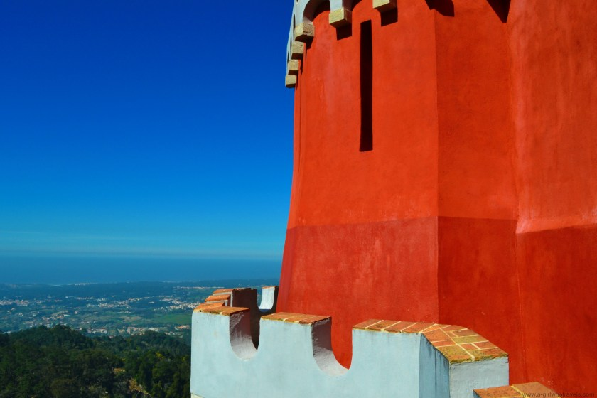 Pena National Palace Architecture