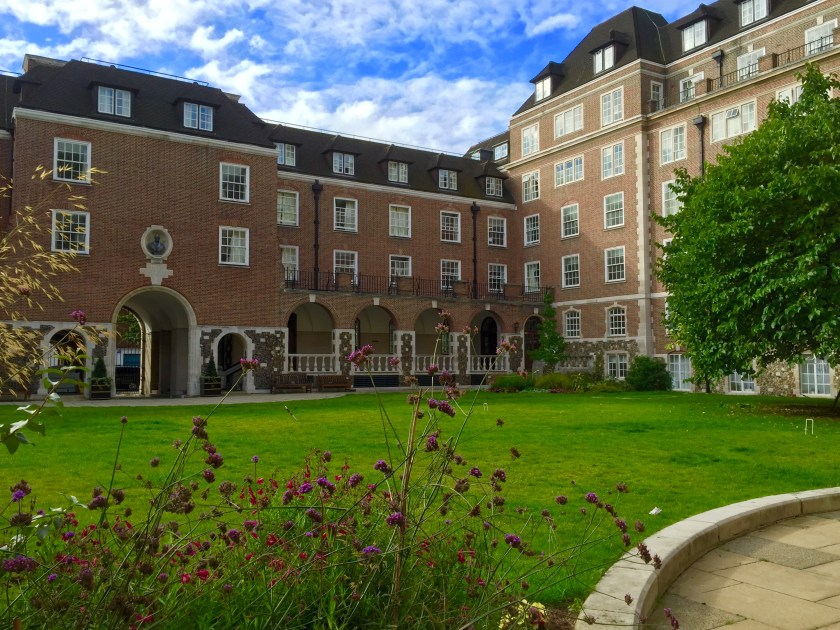 William Goodenough Collage accommodation review