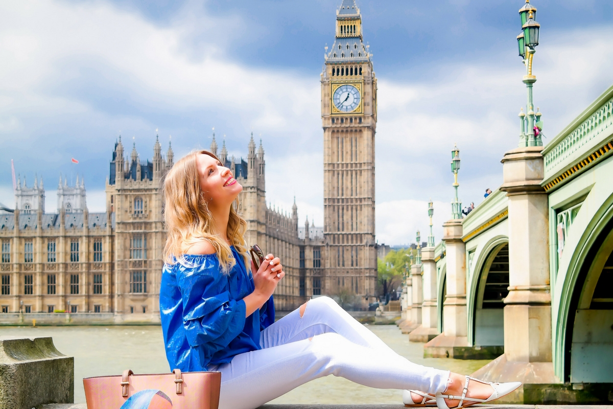 Most Instagrammable London locations