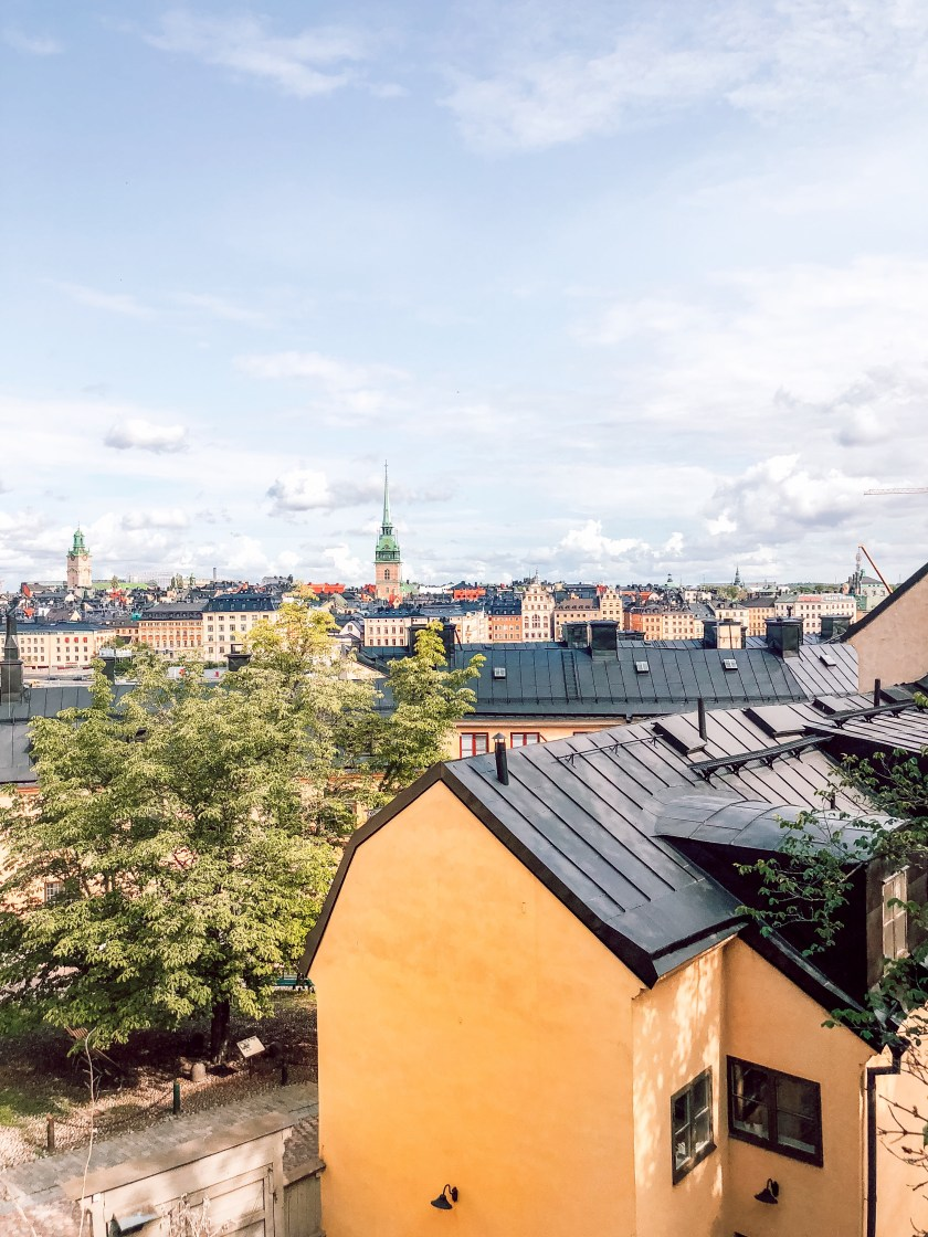 Mariaberget sodermalm - best view points