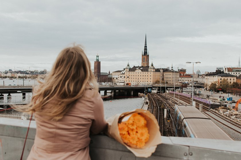 How to Be Happy, Stockholm, Sweden