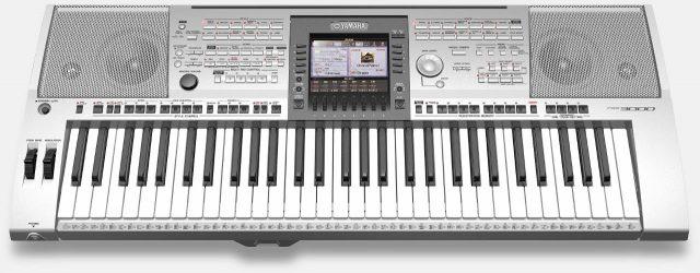 PSR 3000 (8 Beat)