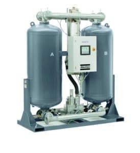 BD 970Desiccant air dryr_left