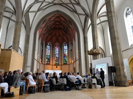 St. Elisabeth Workshop - Foto Landmarken AG
