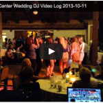 [Video Log] Bayview Event Center Wedding DJ