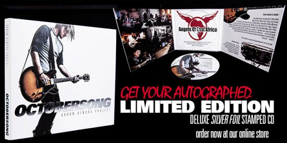 Deluxe Limited Ed CD Now at The Give Store