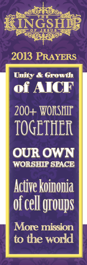 2013-2014 Prayers