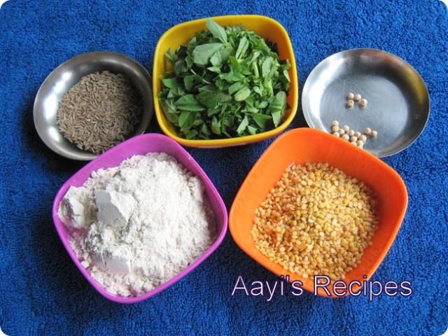 moong dal-methi paratha2