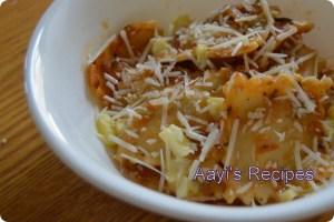 Tomato Vegetable Pasta Sauce For Ravioli / Spaghetti