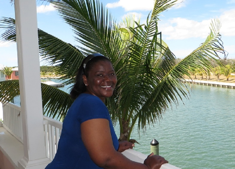 Debbie at The Bridge House - Schooner Bay