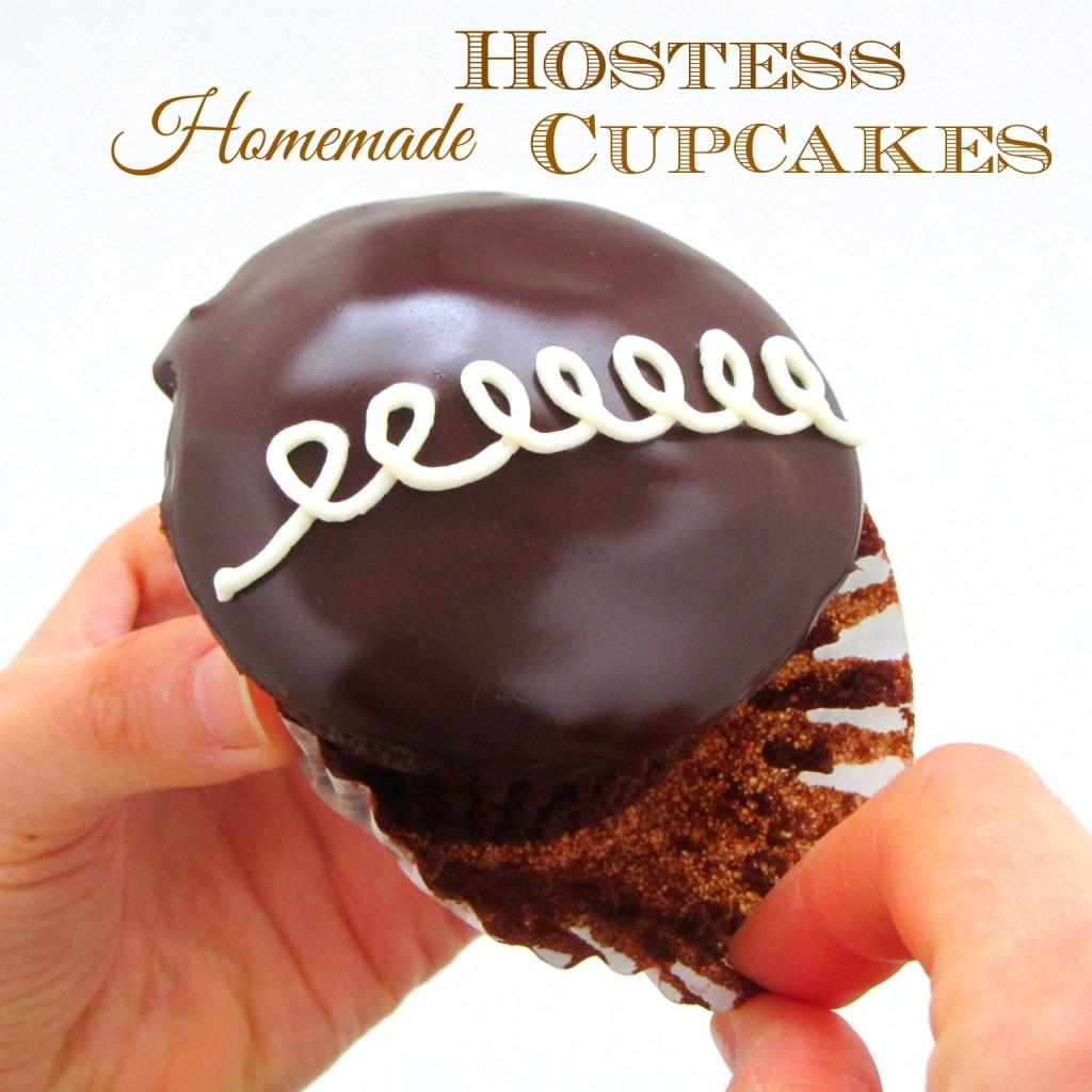 Homemade Hostess Cupcakes - A baJillian Recipes