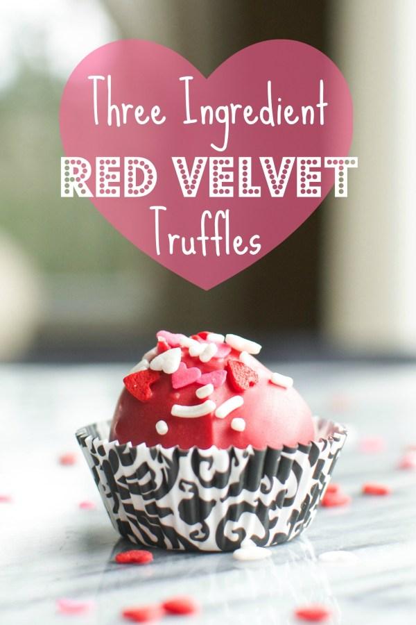 Red Velvet Truffles   A baJillian Recipes