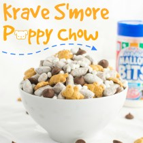 Krave S'more Puppy Chow | A baJillian Recipes