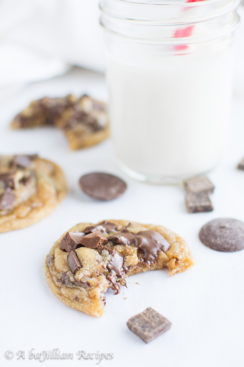 The Perfect Chocolate Chip Cookie | A baJillian Recipes-13