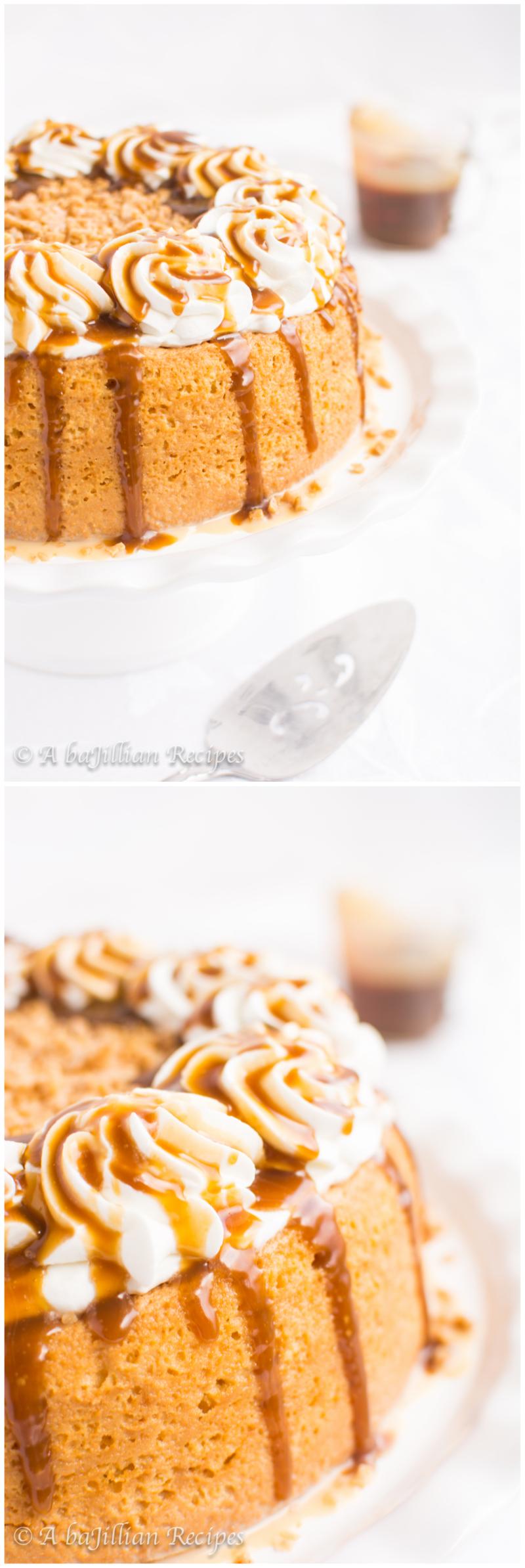 Toffee Tres Leches Cake - A baJillian Recipes2