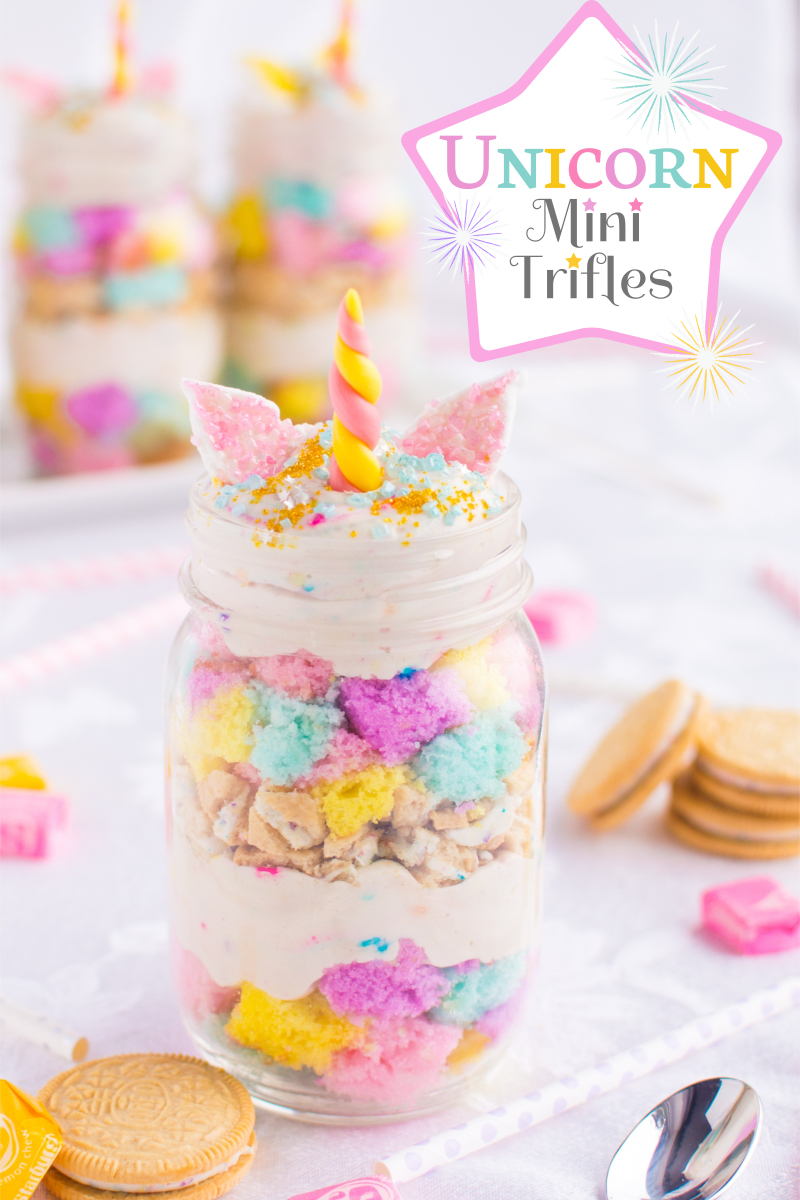 Unicorn Mini Trifles (title)