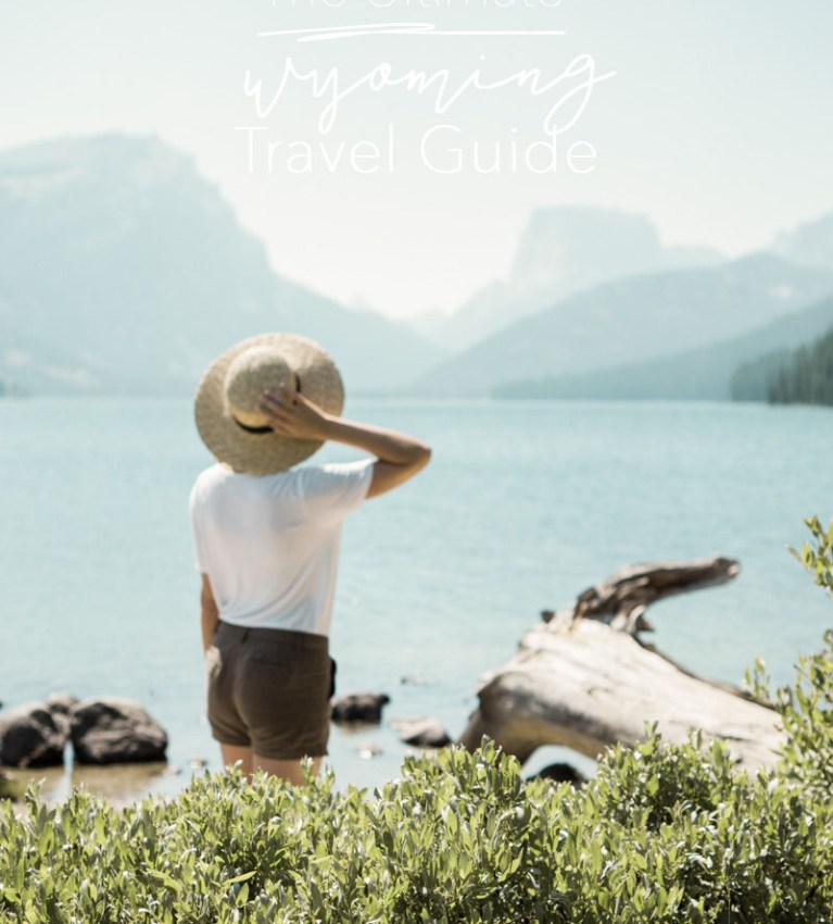 Travel Guide to Wyoming
