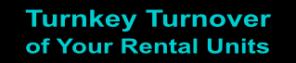 Turnkey Turnover