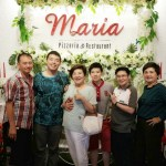 Pre-Birthday 2015 at Maria Pizzeria ราชพฤกษ์