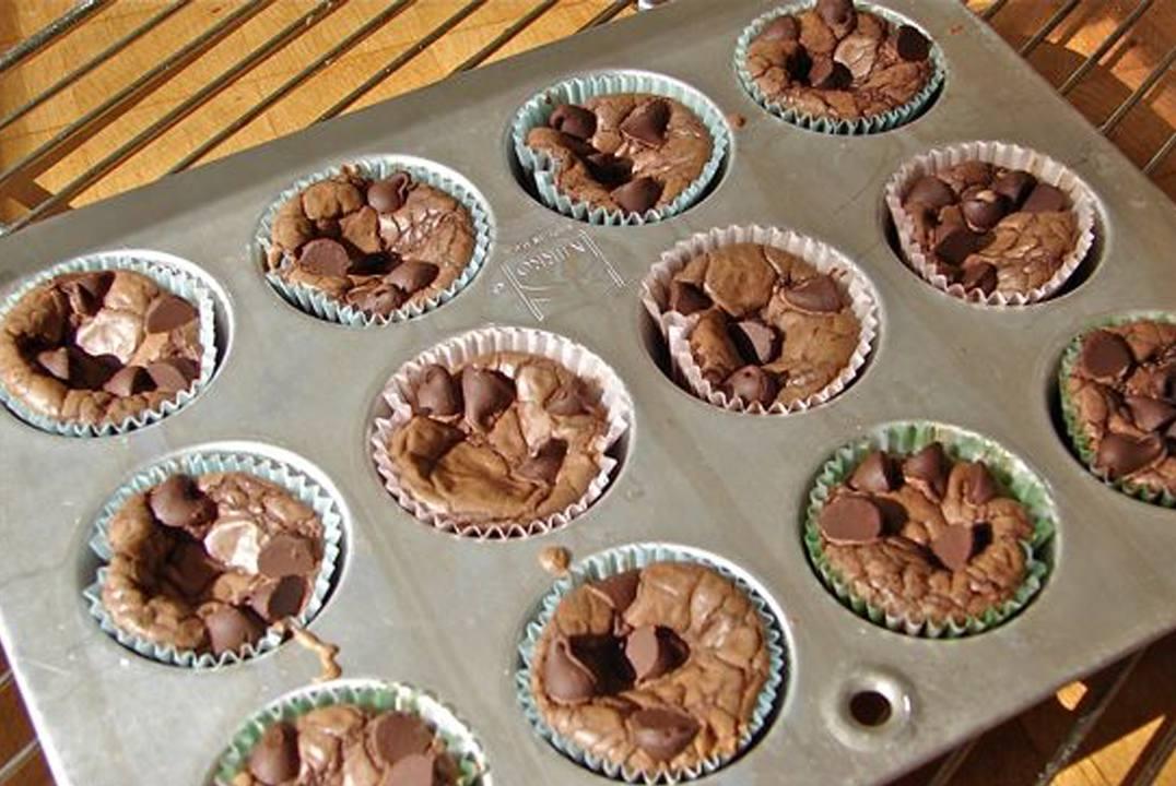 nutella-brownies