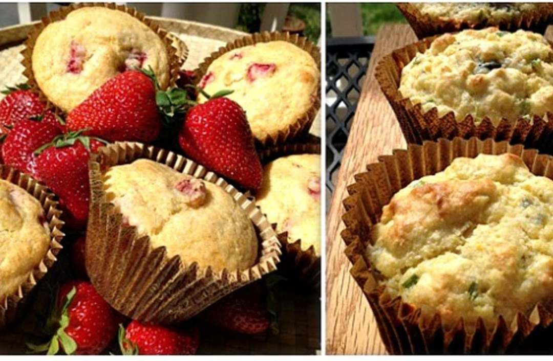 cornmeal-muffins
