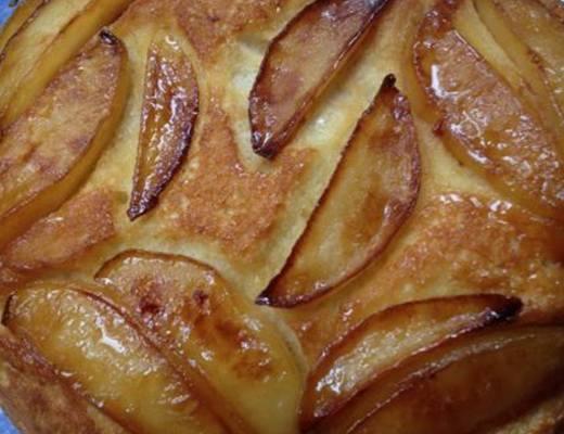 pear-souffle