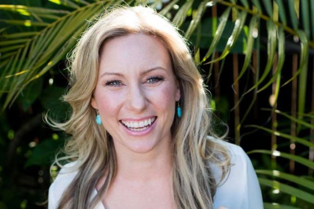 Justine Damond was reportedly in her pyjamas when she was shot.