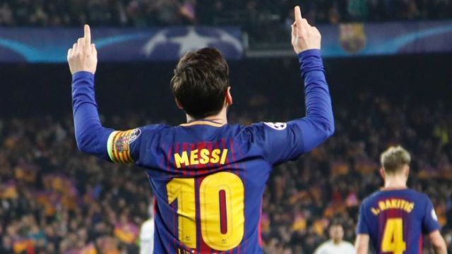 Messi scores his fastest ever goal against Chelsea