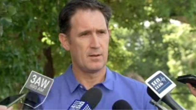 Cricket Australia boss James Sutherland admits the scandal is 'a very sad day for Australian cricket'