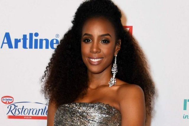 Kelly Rowland at the Logie Awards