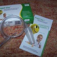 Test: Angel-Vac Nasensauger für den Staubsauger