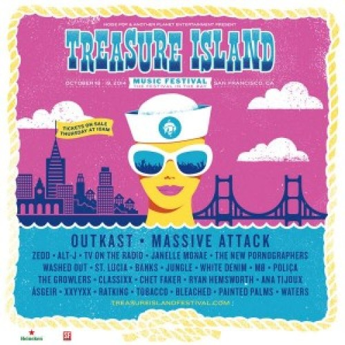 San Francisco October 16 - 19, 2014