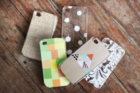 phone cases diy decor for your technology