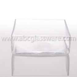 Small Crop Of Square Glass Vases
