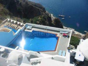 Santorini holiday rentals Greece