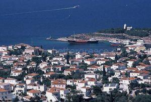Spetses island, Saronic Gulf, Greek islands