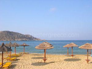 Ios beach Greece