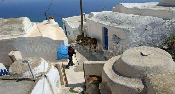 Anafi holiday rentals, Greece