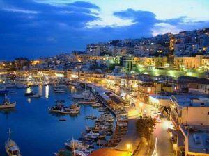 Pasalimani, Piraeus port, Greece
