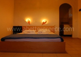 1 Bedrooms, Apartment, Vacation Rental, 1 Bathrooms, Listing ID 1166, Iraklia, Greece,