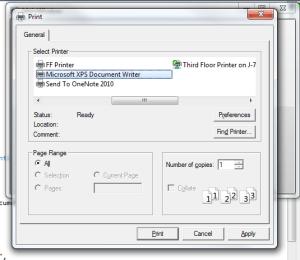 XpsDocumentWriter