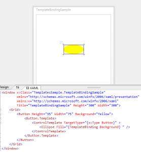 WPF TemplateBinding