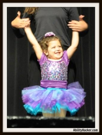 Lily Dance Recital